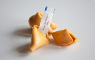 Fortune Cookie - Photo by Flazingo Photos